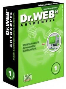 Антивирус доктор веб