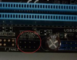 f panel